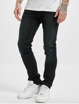 Nudie Jeans Straight Fit Jeans Grim Tim blue