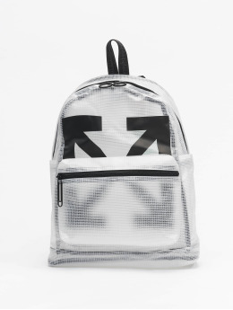 Off-White Рюкзак Arrow PVC // Warning: Different return policy – item can not be returned белый