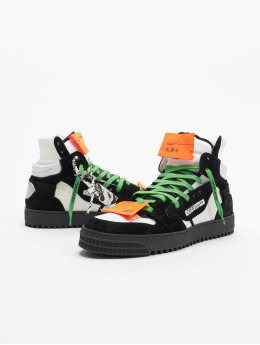 Off-White Baskets 3.0 Off Court Calf Leather  noir