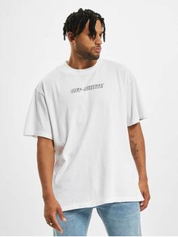 Off-White Camiseta Pascal S/S Over blanco