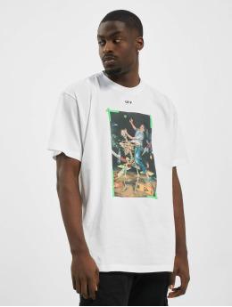 Off-White Camiseta Pascal Print verde