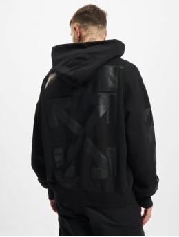 Off-White Hettegensre Rubber Arrow Over  svart