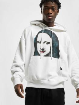 Off-White Hoody Monalisa weiß