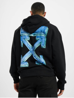 Off-White Hoody Marker Over zwart