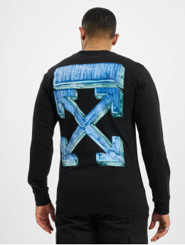 Off-White Longsleeve Marker Arrow black