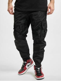 Off-White Pantalon cargo Arrow Parachute noir
