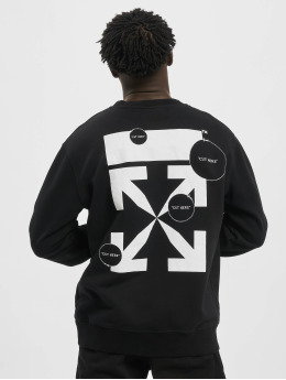 Off-White Pullover Cut Here Slim black