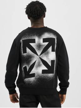 Off-White Pullover Stencil  black