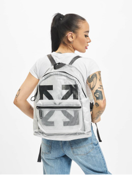 Off-White Rygsæk Arrow PVC // Warning: Different return policy – item can not be returned hvid