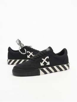 Off-White Sneakers Low Vulcanized Canvas  èierna