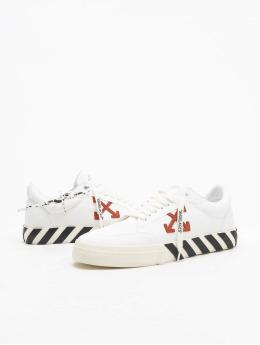 Off-White Sneakers Low Vulcanized biela