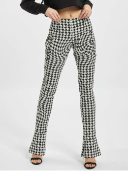 Off-White Spodnie wizytowe Bootcut czarny