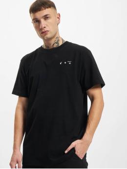 Off-White T-Shirt OW Arrow Logo S/S Slim black