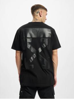 Off-White T-Shirt Rubber Arrow S/S Slim black