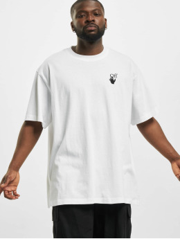 Off-White T-Shirt Marker S/S Over blanc