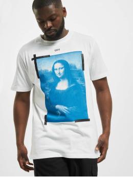 Off-White t-shirt Monalisa  wit