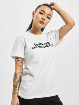Off-White T-skjorter Boyfriends Casual hvit