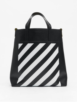 Off-White Tasche Leather schwarz