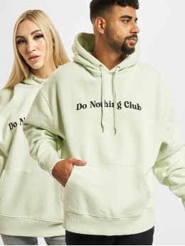 On Vacation Hoody Bubbly Do Nothing Club groen
