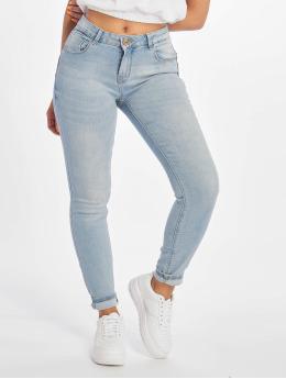 Only Облегающие джинсы onlDaisy Regular Pushup синий