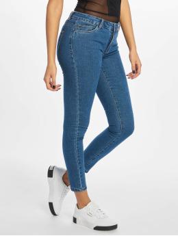 Only Облегающие джинсы onlAmaze Regular Ankle синий