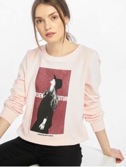 Only Пуловер onlMiamaja Photo розовый
