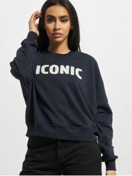 Only Пуловер onlEdith Life синий
