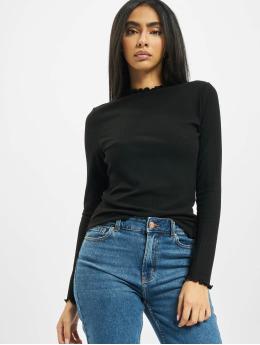 Only Пуловер  onlEmma High Neck  черный