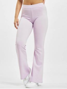 Only Спортивные брюки onlFever New Flared пурпурный