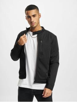 Only & Sons Демисезонная куртка Onspascal Racer черный
