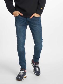 Only & Sons Облегающие джинсы onsWarp Pk 2198 синий