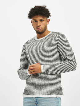 Only & Sons Пуловер  Onssato Knit Noos белый