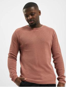 Only & Sons Пуловер onsPanter 12 Struc Noos коричневый
