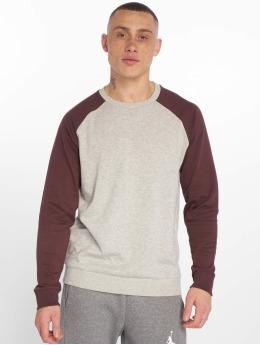 Only & Sons Пуловер WFCAMP Raglan Crew серый