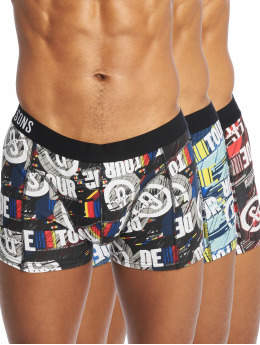Only & Sons Boxershorts onsNelly 3-Pack blau