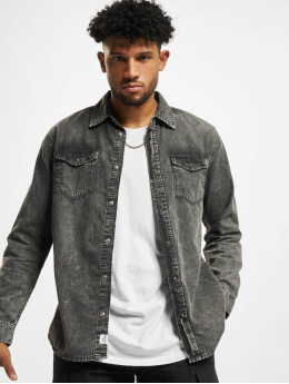 Only & Sons Camicia Onsmatter Life nero