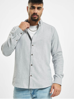 Only & Sons Camisa onsEdin Flannel Twill gris