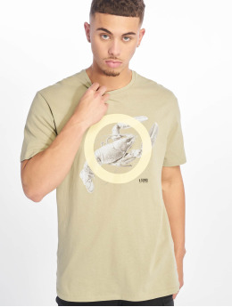 Only & Sons Camiseta onsPinehurts caqui