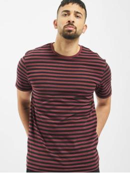 Only & Sons Camiseta onsJamie Stripe Regular Noos rojo