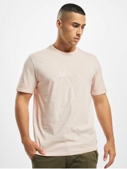 Only & Sons Camiseta onsIku Reg rosa