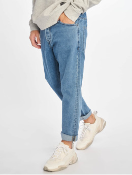 Only & Sons Carrot Jeans onsAvi Beam Washed Light Tapered niebieski
