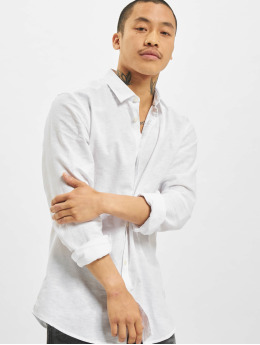 Only & Sons Chemise onsCaiden Solid Linen Noos  blanc