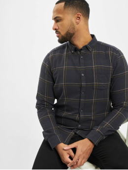 Only & Sons Chemise onsEamon Checked  bleu