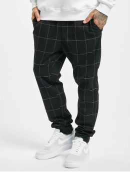 Only & Sons Chino pants onsLinus Long Check Do black