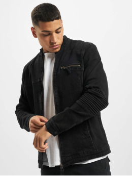 Only & Sons Denim Jacket onsRay  black
