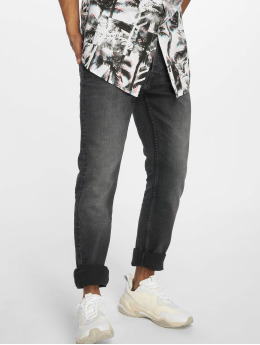 Only & Sons Dżinsy straight fit onsWeft Washed 2040 czarny