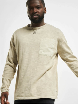 Only & Sons Gensre onsAlan Life 12 Slub Relaxed Fit beige