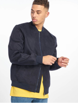 Only & Sons Giubbotto Bomber onsElijah Fake blu