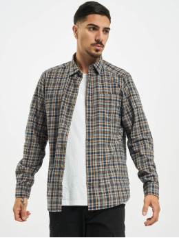 Only & Sons Hemd onsEbert Flannel Check braun