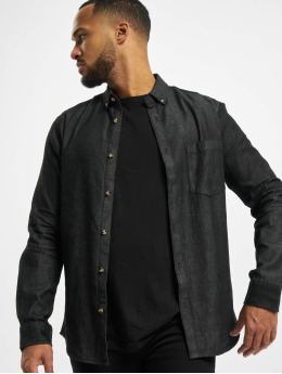 Only & Sons Hemd onsBasic Washed Denim schwarz